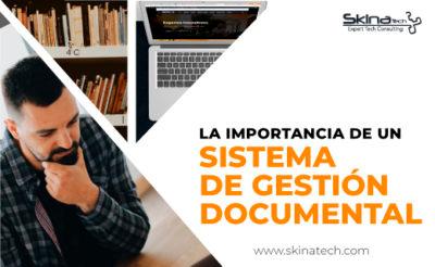 Sistema de gestión documental